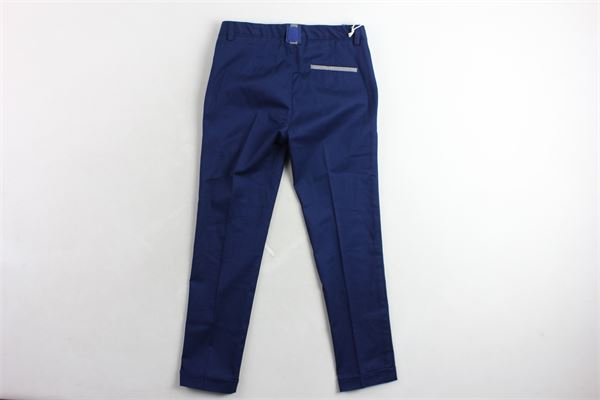 JOHN TWING | Trousers | JT1279BLU