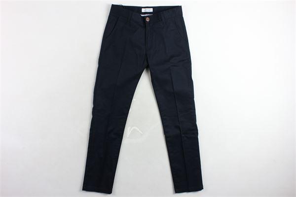 JOHN TWING | Trousers | JT194BLU