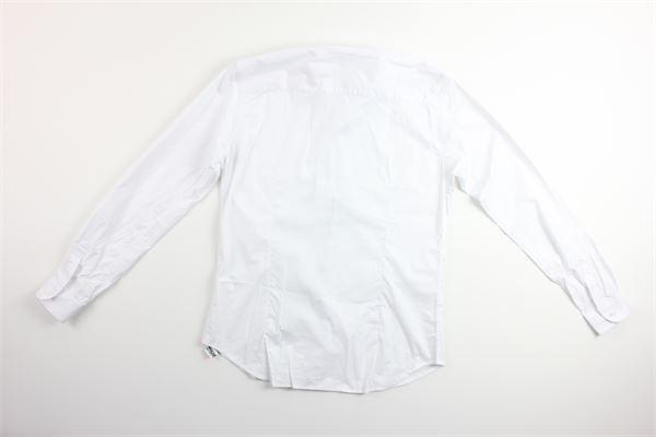 camicia manica lunga tinta unita JON FERRETTO.ONE | Camicie | JONCAMICIA5BIANCO