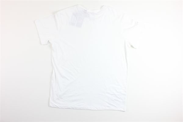 t-shirt tinta unita K-WAY | T-shirts | K007JEBIANCO