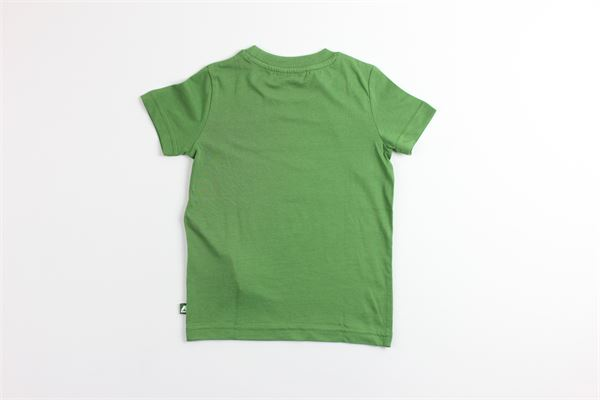 t-shirt tinta unita mezza manica K-WAY | T-shirts | K009PROVERDE MILITARE