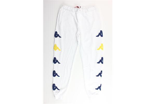 KAPPA | Trousers | 304S4R0BIANCO