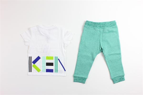 KENZO | Complete | KQ36507BIANCO/VERDE