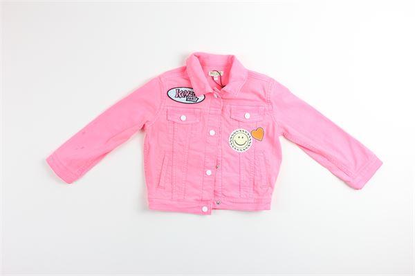 KENZO   Jackets   KQ41018ROSA FLUO
