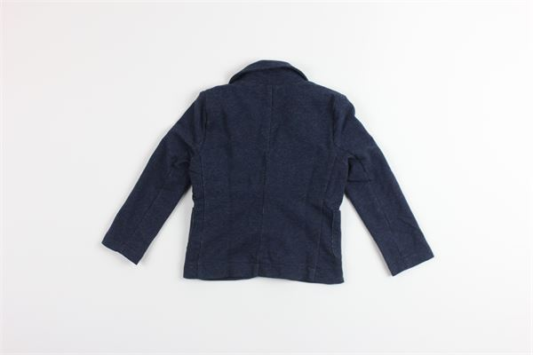 giacca manica lunga tinta unita KID'S COMPANY | Giacche | GIKC21403BMBLU