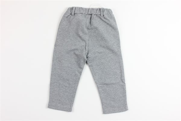 KID'S COMPANY | Trousers | PFKC21424BMGRIGIO