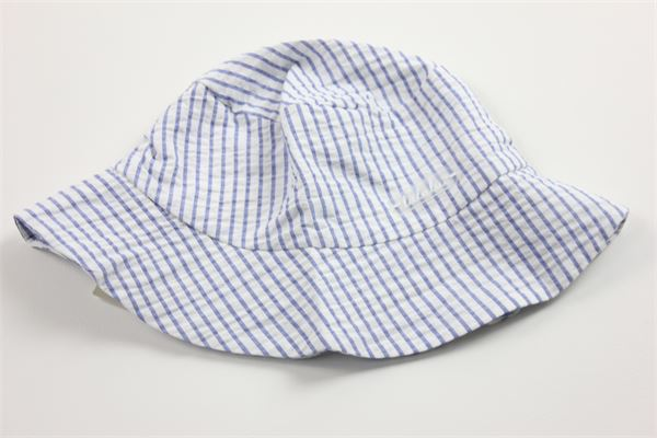 LALALU' | Hats | CAL2CCELESTE/BIANCO