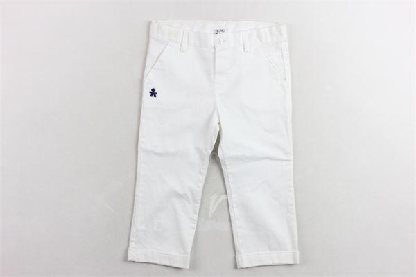 LE BEBE' | Trousers | LBB0158BIANCO