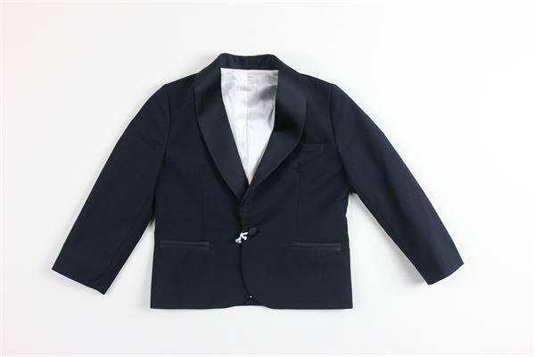 giacca tinta unita LE BEBE' | Giacche | LBB1928BLU
