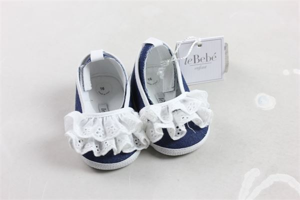LE BEBE'   Shoes   LBG1250BLU