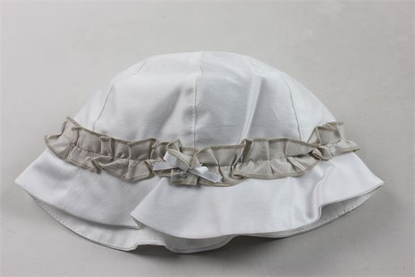 LE BEBE' | Hats | LBG2158BIANCO