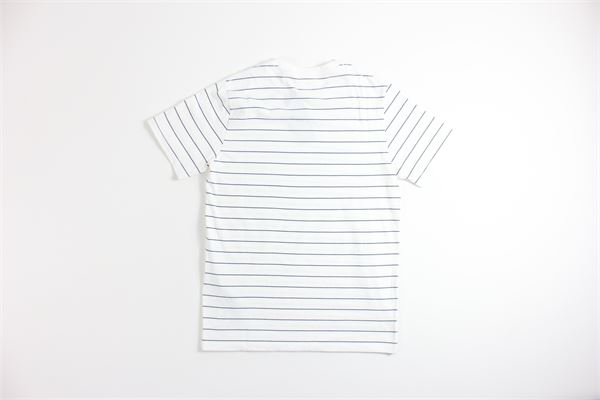 t-shirt mezza manica tinta unita fantasia a righe LEVI'S | T-shirts | 17164BIANCO