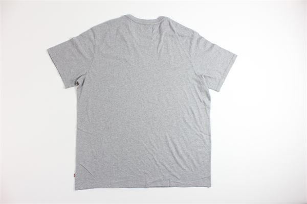t-shirt mezza manica tinta unita con stampa LEVI'S | T-shirts | 17783GRIGIO