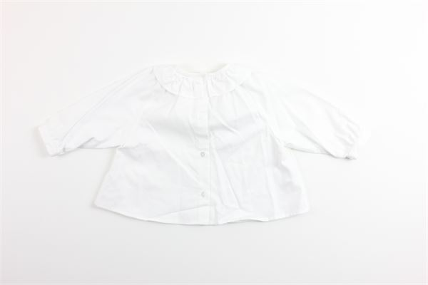 LITTLE BEAR   Shirts   6232BIANCO