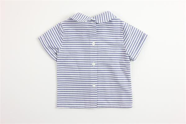 LITTLE BEAR | Shirts | 7072BLU