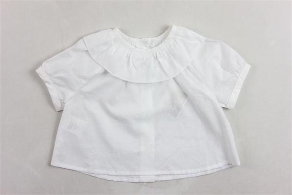 LITTLE BEAR   Shirts   7205BIANCO