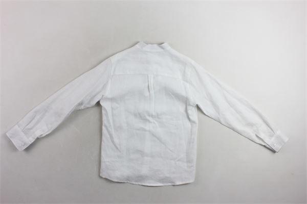 LITTLE BEAR | Shirts | 7222BIANCO