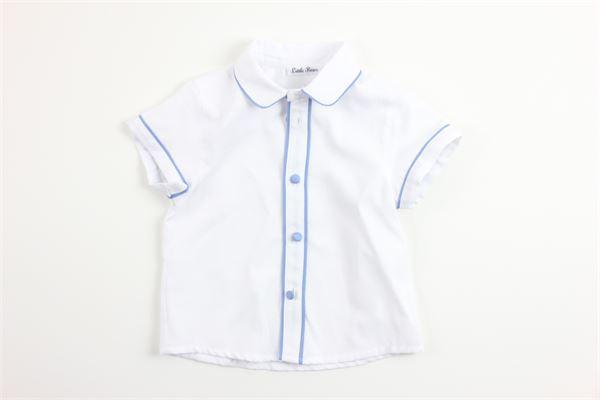 LITTLE BEAR | Shirts | 9226BIANCO