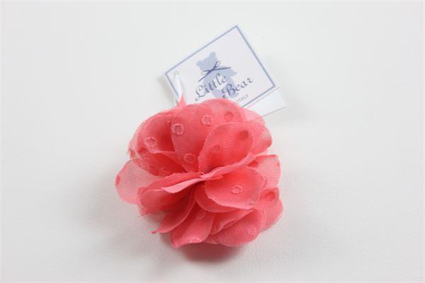 spilla a fiore tinta unita LITTLE BEAR   Spille   9255CORALLO