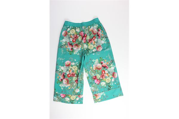 LIU JO | Trousers | D19022VERDE