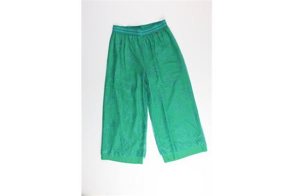 LIU JO | Trousers | D19035VERDE