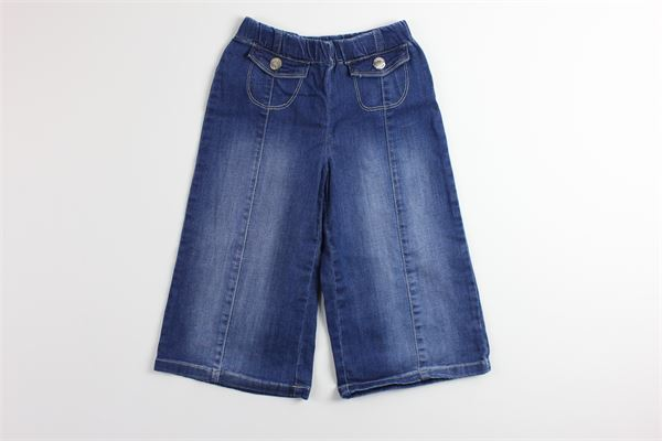 jeans in denim a palazzo LIU JO | Jeans | KA0030JEANS