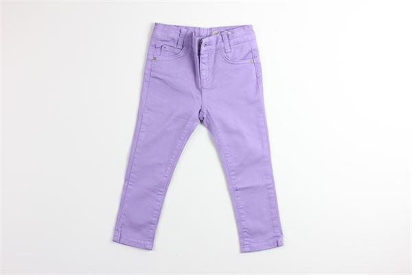 LIU JO | Trousers | KA0079VIOLA
