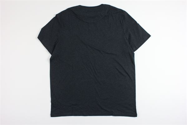 t-shirt mezza manica tinta unita LYLE&SCOTT | T-shirts | 17584GRIGIO