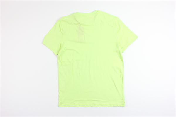 t-shirt mezza manica tinta unita LYLE&SCOTT | T-shirts | 20315VERDE ACIDO
