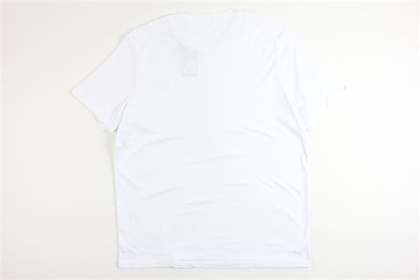 t-shirt mezza manica tinta unita LYLE&SCOTT | T-shirts | 20809BIANCO