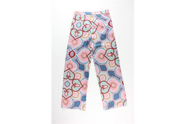 MALIPARMI | Trousers | S0/JH7386MULTICOLOR