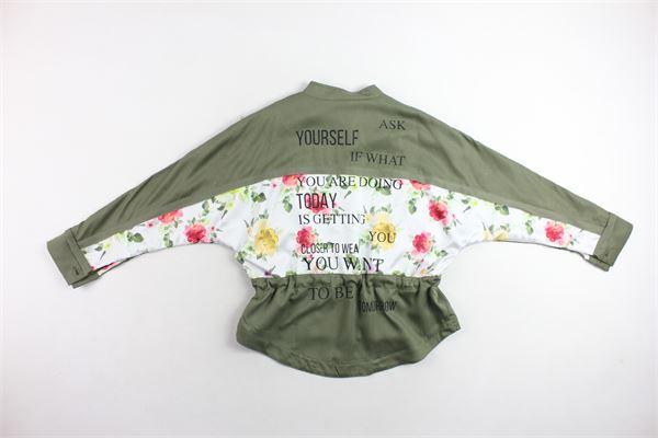 MANILA GRACE   Jackets   MG83VERDE MILITARE