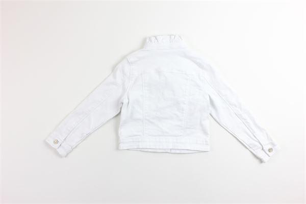 MANILA GRACE | Jackets | MGB277BIANCO