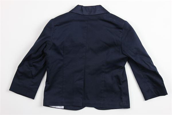 giacca tinta unita MANUEL & FRANK | Giacche | 2493BLU