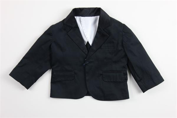 giacca tinta unita MANUEL & FRANK | Giacche | 2511NERO