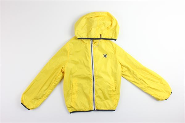 MANUEL RITZ | Jackets | MR0215BLU/GIALLO