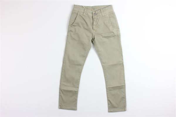 MANUEL RITZ | Trousers | MR0663BEIGE
