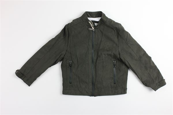 MANUEL RITZ | Jackets | MR0749VERDE MILITARE
