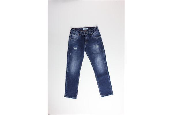 jeans con girovita regolabile MANUEL RITZ | Jeans | MR0793JEANS