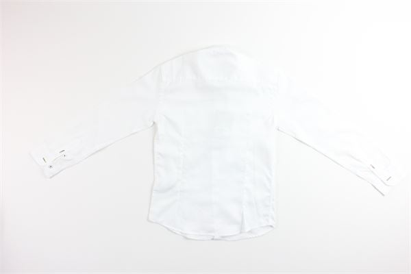 MANUEL RITZ | Shirts | MR0836BIANCO