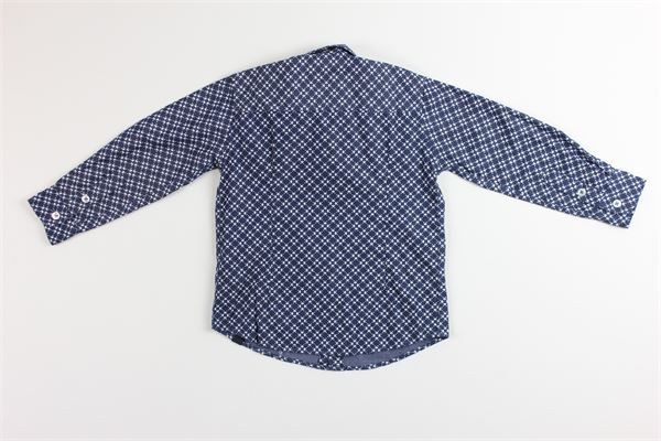 MANUEL RITZ | Shirts | MR1064BLU
