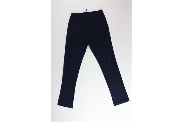 MANUEL RITZ | Trousers | MR1086BLU