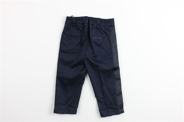 MANUELL & FRANK | Trousers | M2472BLU