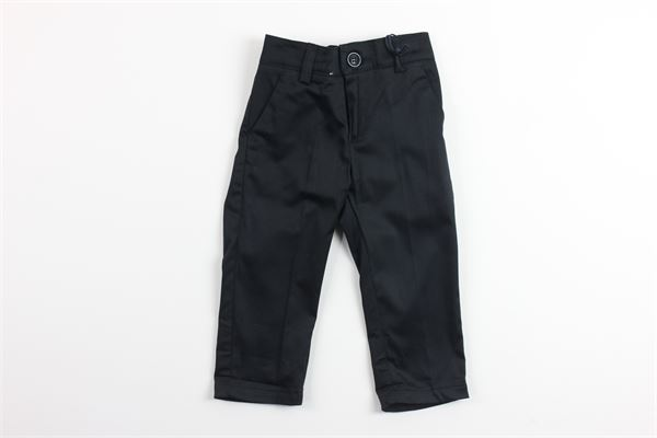 MANUELL & FRANK | Trousers | M2472NERO
