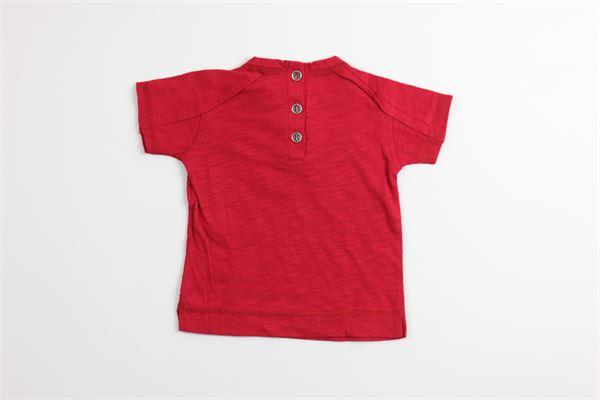 t-shirt tinta unita MAPERO | T-shirts | M21215ROSSO