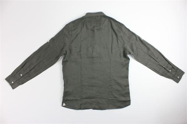 MARK UP | Shirts | MK79442VERDE MILITARE