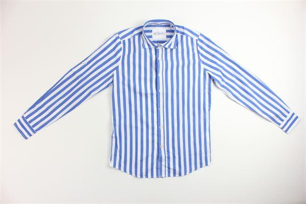 MARK UP | Shirts | MK79450CELESTE/BIANCO
