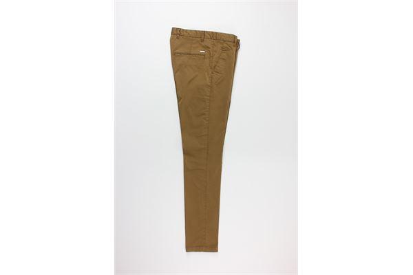 MARK UP | Trousers | MK79553TABACCO