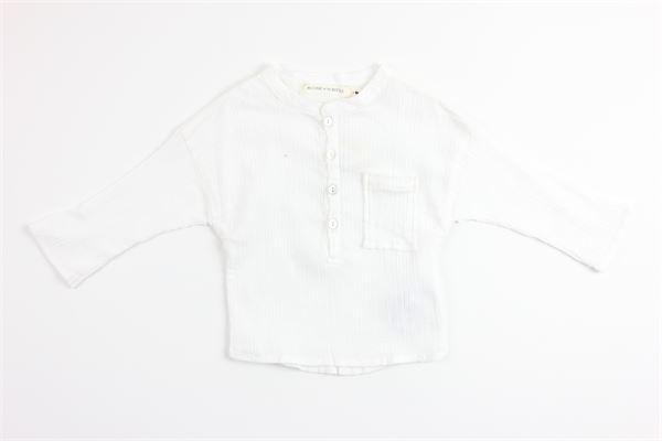 camicia 100%cotone tinta unita manica lunga MASSAGE IN THE BOTTLE | Camicie | ALFREDOBIANCO