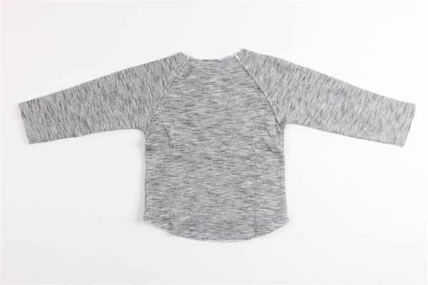 maglia con taschino tinta unita 100%cotone MASSAGE IN THE BOTTLE | Maglie | HERMESGRIGIO